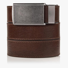 top grain leather belt