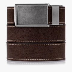 Woodland Full Grain Leather Golf Belts - SlideBelts