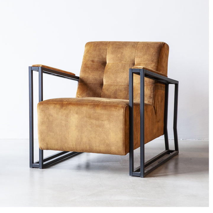 CHAIR ILONA COGNAC