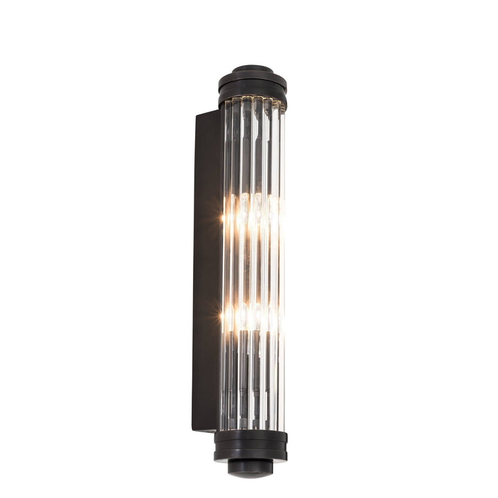 WALL LAMP GASCOGNE  GUNMETAL BRONZE FINISH S