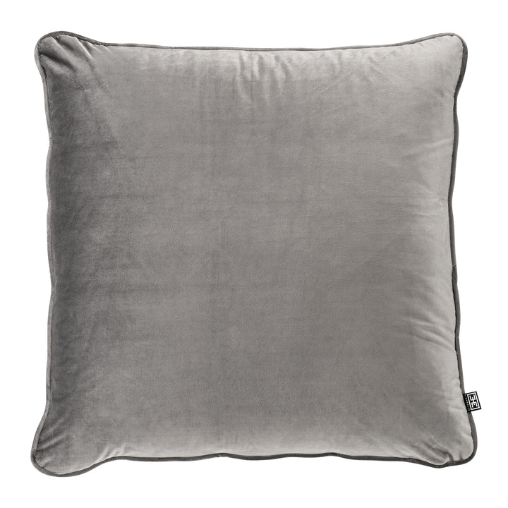PILLOW ROCHE GREEN VELVET