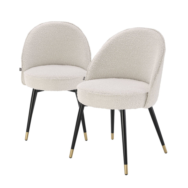 DINING CHAIR COOPER CREAM SET OF 2