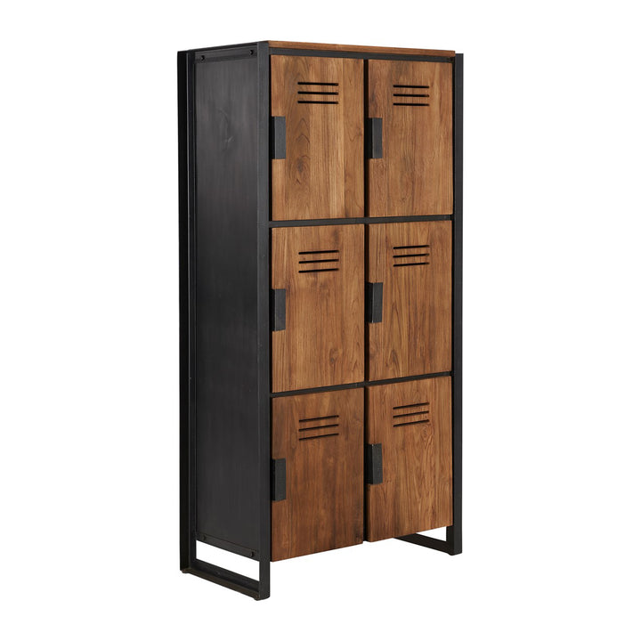 Locker Alpine Medium 6 Doors