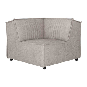 RALLY SOFA CORNER ELEMENT LIGHT GREY