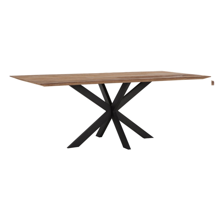 DINING TABLE CURVES 210CM