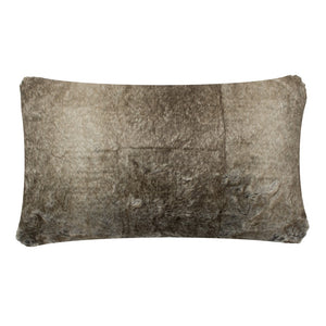 PILLOW WOLF WINTER GREY 30X50 CM
