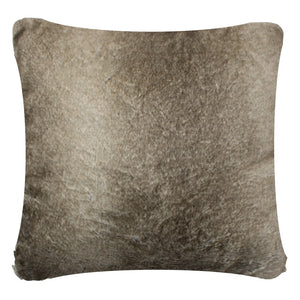 PILLOW WOLF WINTER GREY 45X45 CM