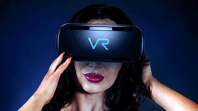 The Future of Porn: Virtual Reality