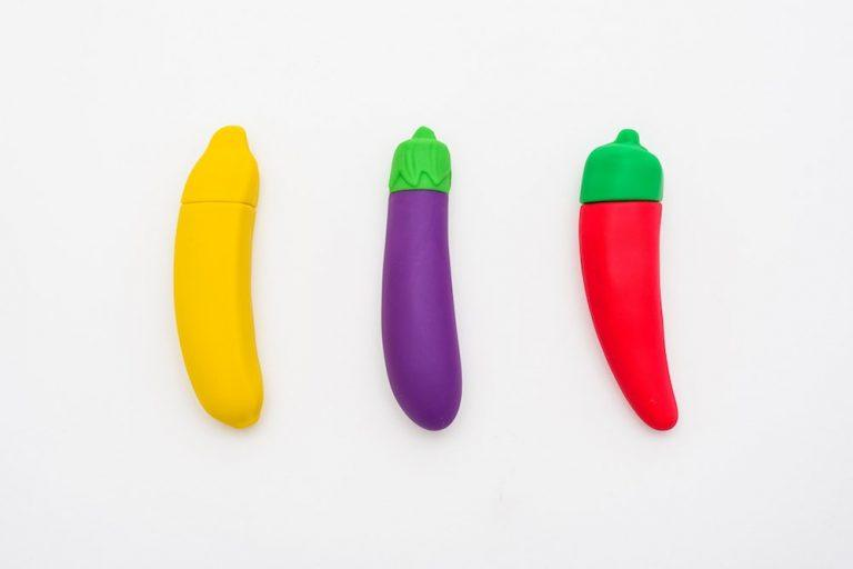 Sextech Salon with Emojibator: Vegetables That You Turn On, To Get You Off