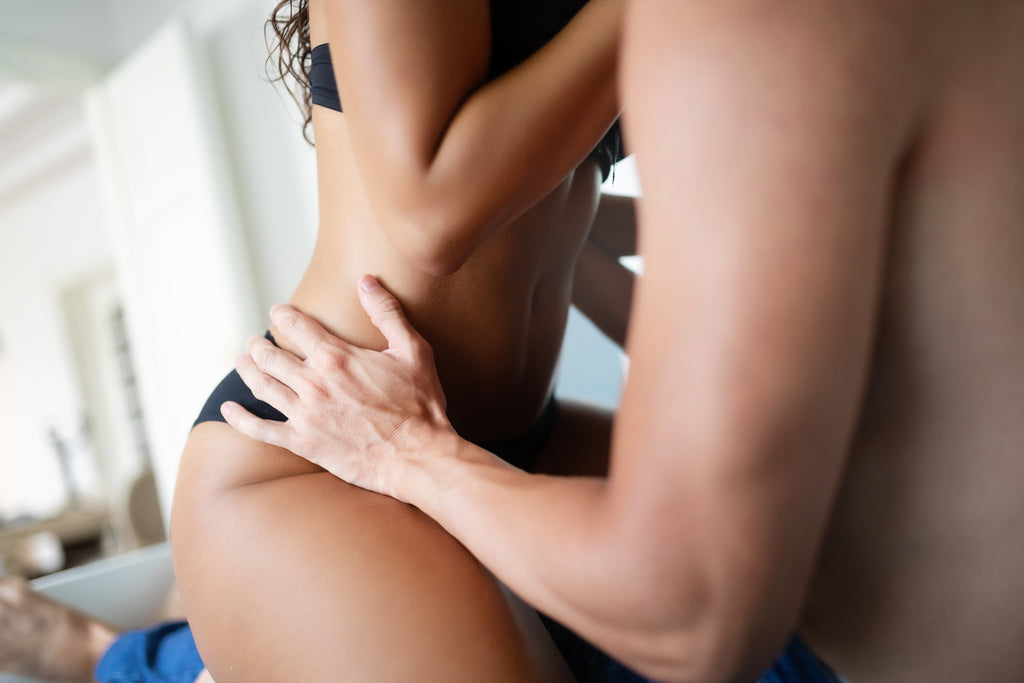 4 Creative Ways to Give Your Man More Sexual Pleasure