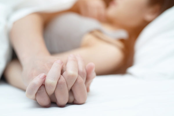 improve sleep naturally with sex