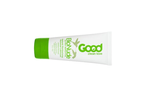 Formulated to emulate your body's own natural lubrication using plant cellulose. Safe with latex, polyisoprene & toys.
