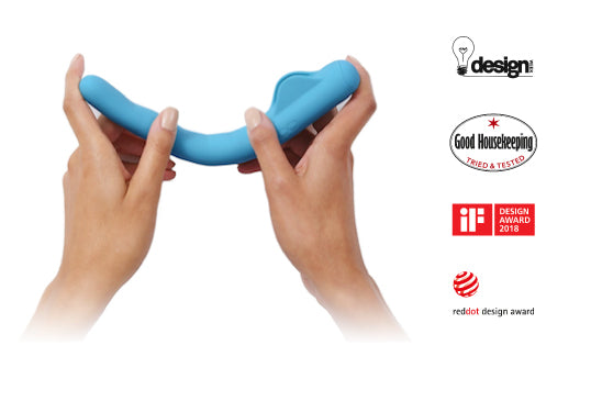 Infinite toys in one. Bend to discover & excite pleasure points you never knew existed