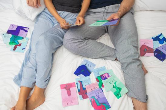 Crescendo Playcards: Get the most out of your Crescendo with our specially designed deck of intimate positions and ideas