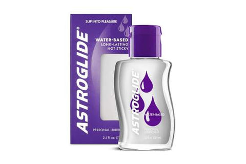 Relish in pure bliss of exhilarating sex with long-lasting, condom-friendly lube that washes off with water.