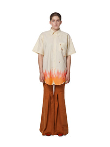 flaming hot shirt