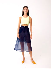 Load image into Gallery viewer, donni denim skirt