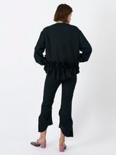 Load image into Gallery viewer, Ruffle Cardigan