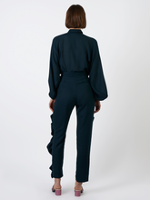 Load image into Gallery viewer, Ruffle Gina Trousers