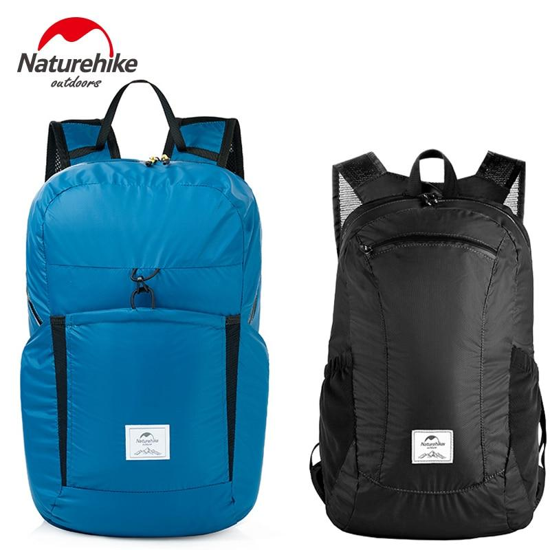 Foldable Travel Backpack - Packable Durable Multifunctional Water Resistant Ultralight Daypack
