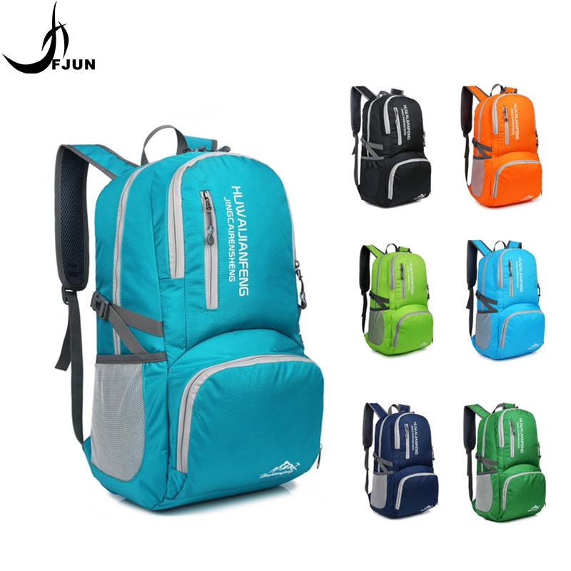 Foldable Travel Backpack - Ultralight Compact Water-Resistant Durable Tear-Resistant Daypack Eko Traveler