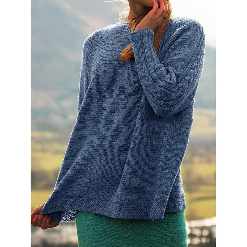 Women's Plus Size Comfort Sweaters