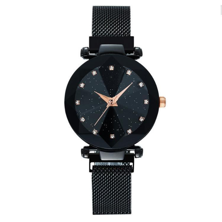 Fashion Bejewelled Starry Watch