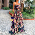 Elegant Summer Dress Holiday Dress