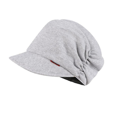 Autumn Winter Warm Cotton Side Elastic Hat Octagonal Casual Berets Cap