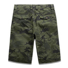 Mens Summer Camouflage Print Design Casual Shorts