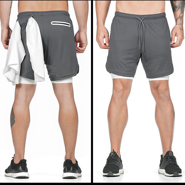 Summer Sports Quick-Drying Fitness Pants