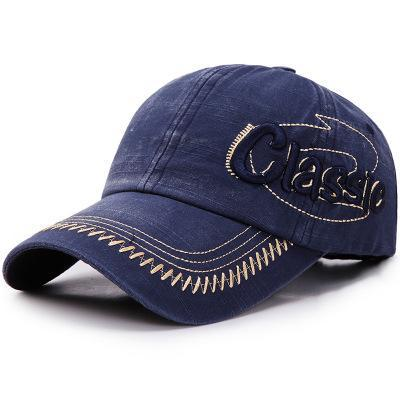 Summer Fashion Embroidery Sunshade Caps