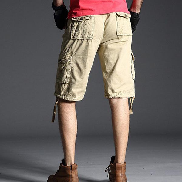 Plus Size Men's Casual Shorts