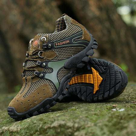 Men's Comfortable Breathable Outdoor Climbing Sneakers