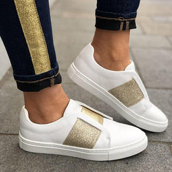 Women's Slip-On Flat Sneakers