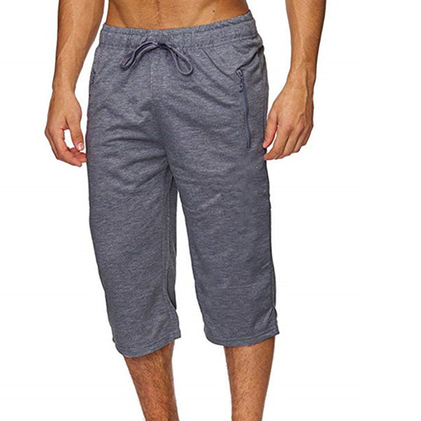 Men's Elastic Waist Comfy Sport Pants