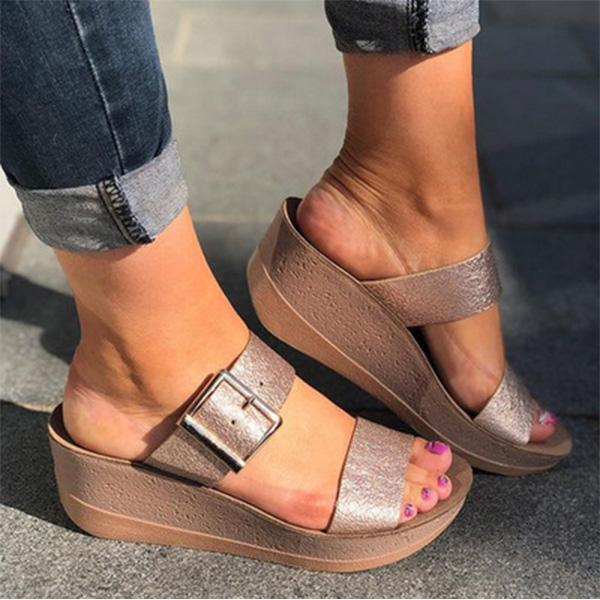 Fashion Summer Platform Sandals
