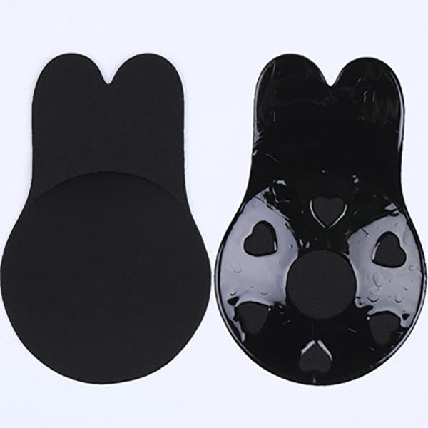 Anti-lighting Rabbit Breathable Pulling Invisible Silicone Nipple