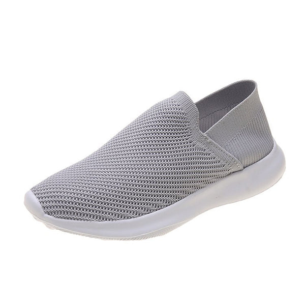 Outdoor Casual Slip On Flat Heel Sneakers