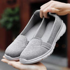 All Season Slip-On Flat Heel Sneakers