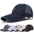 Men's Casual Simmer Breathable Caps