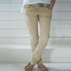 Women's Summer Comfortable Solid Color  Pants