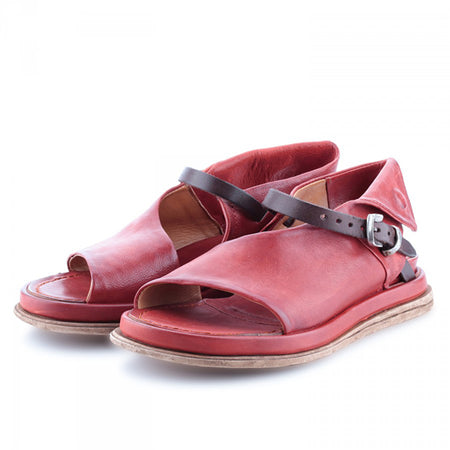 Retro Simple Buckle Soft Sole Sandals