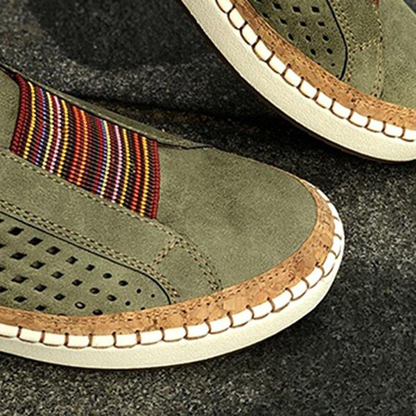 Casual Comfortable Flat Bottom Shoes
