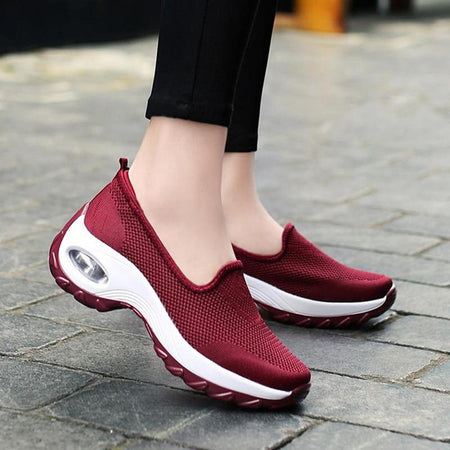 Heightening Shoes Casual Comfy Walking Shoes