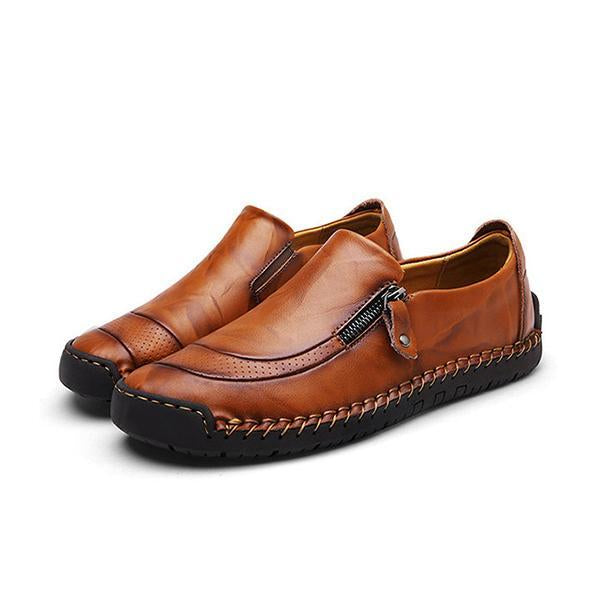 Men's Casual Vintage Slip-On Shoes