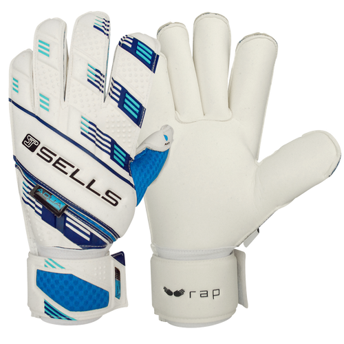 Sells Wrap Pro Aqua (Junior) GK Gloves | Macey's Sports