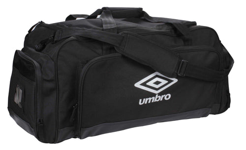 Umbro Medium Holdall Bag - Black | Macey's Sports
