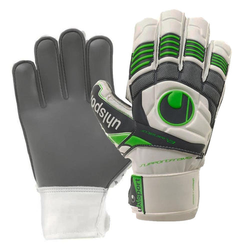 Uhlsport Eliminator Soft Graphit SF GK Gloves | Macey's Sports