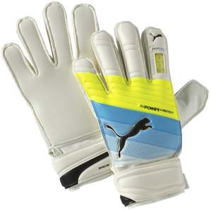 Puma evoPOWER Protect 3.3 (Junior) GK Gloves | Macey's Sports